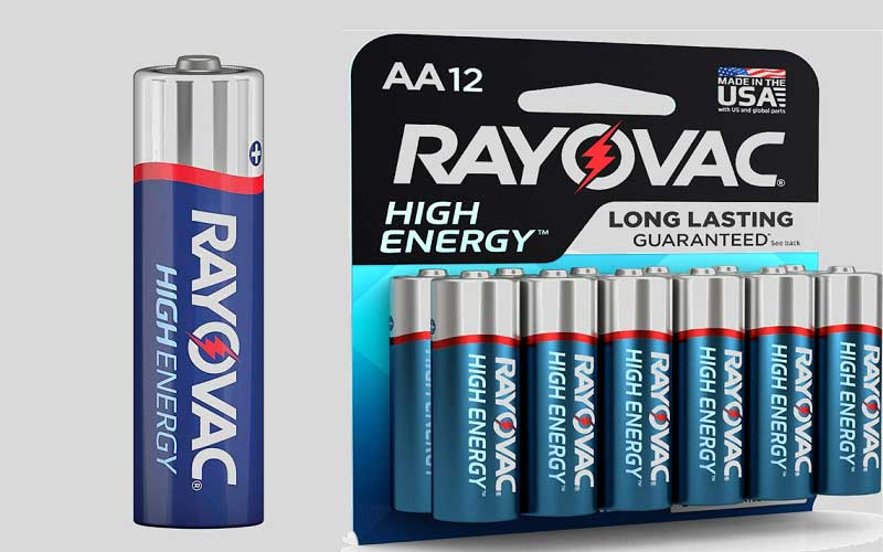 Rayovac AA Batteries review